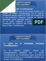 Presentacion Constituyente Lineas Discursivas