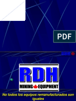 ESPANOL RDH Remanufactured Equipment