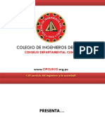 Modelo Del v Congreso Internacional