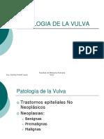 Patologia de La Vulva