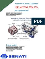 Freno de Motor Volvo