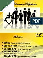 Apresentação Pessoa Com Deficiência
