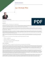 Carmicheal Centre KnowledgeNET - Developing a Strategic Plan - 2013-08-07