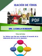 Practica - Elaboracion de Vino y Licores