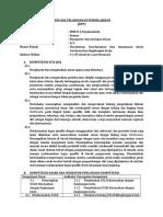 RPP Komputer Dan Jaringan Dasar KD1 (Ganjil) X