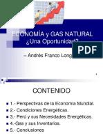 Economía y Gas Natural