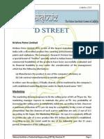 Dstreet - Finance