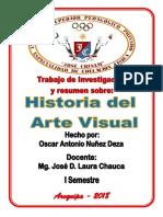 Historia Del Arte Visual
