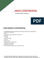 Caso Bco Continental