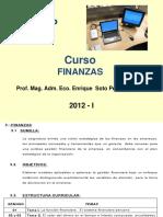 Vistas Finanzas SIDEP ESPP 2012-I 1