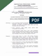 Kaldik 2018-2019 Provinsi Jambi