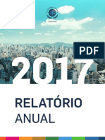 Relatório Anual 2017 - Rede Brasil do Pacto Global