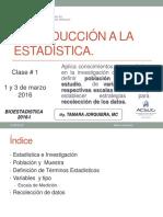01 2016i Estadística, Población, Muestra y Variables (1)