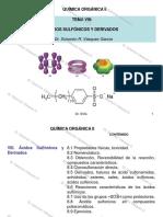 Acidos Sulfonicos