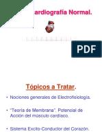 Conferencia 1. Introducción a La Electrofisiologia