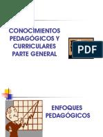 Pres 1 Enfoques Pedagogicos A