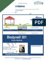 Manual de Pozo Septico by Biodyne
