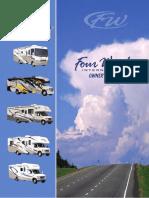 2007 Fun Mover Toy Hauler Motorhomes Owners Manual