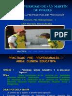 Clinica Educaativa - 3era Semana 2017 -I