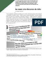 Copy of Quando Fake News Vira Discurso de Ódio