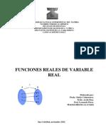 TEORÍA DE FUNCIONES 2013-1
