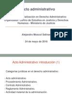 SESION 2 Acto Administrativo Alejandro Moscol Salinas