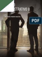 Livro Didático - Direito Administrativo II
