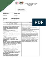Planificacion Ciencias anual  2017  tercero.docx