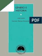 Carmen Ramos Escandon - Genero e Historia
