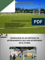 Periodizacion Tactica - Fernando Contreras Romero