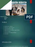 La Pequeña Minería disertación