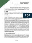 ME-FQ-001 Determinación de DQO