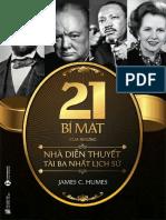21 Bi Mat Cua Nhung Nha Dien Th - James C. Humes