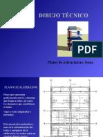 Plano de Estructura Losa Aligerada y Viguetas