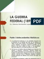 Guerra Federal Bolivia (1)