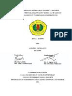 Jurnal Skripsi - Agustini Primayanti (e1c110061)