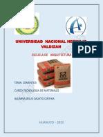ESCUELA DE   ARQUITECTURA.docx