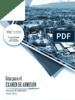Guia Prueba Aptitud 2018-2019 TEC