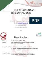 1528156926013 Petunjuk Penggunaan Aplikasi SISMADAK