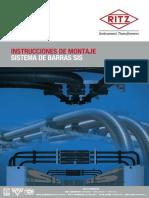 Manual de Instrucciones Para Montaje SIS Barras RITZ