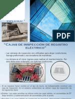 Instalación de Cajas de Inspección de Registro Eléctrico