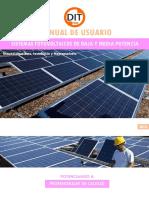 SILABO - Sistemas Fotovoltaicos de Baja y Media Potencia (DIM)