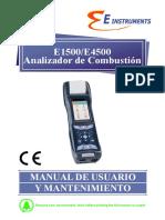 1.4 Manual Usuario Analizador de Gases E1500
