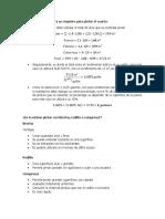 Planificacion y Costos de La Construcción