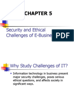 Chap5-Security and Ethical Challenges of E-Business