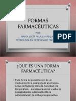 Formas Farmacéuticas (1)