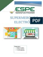 Informe Comercio Electrónico