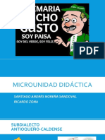 DIDACTICAS ANTIOQUIA
