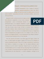 Pablo Gutiérrez Echegoyen - Sobreinterpretación y Profusión Textual