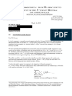 Massachusetts AG Care.com complaints